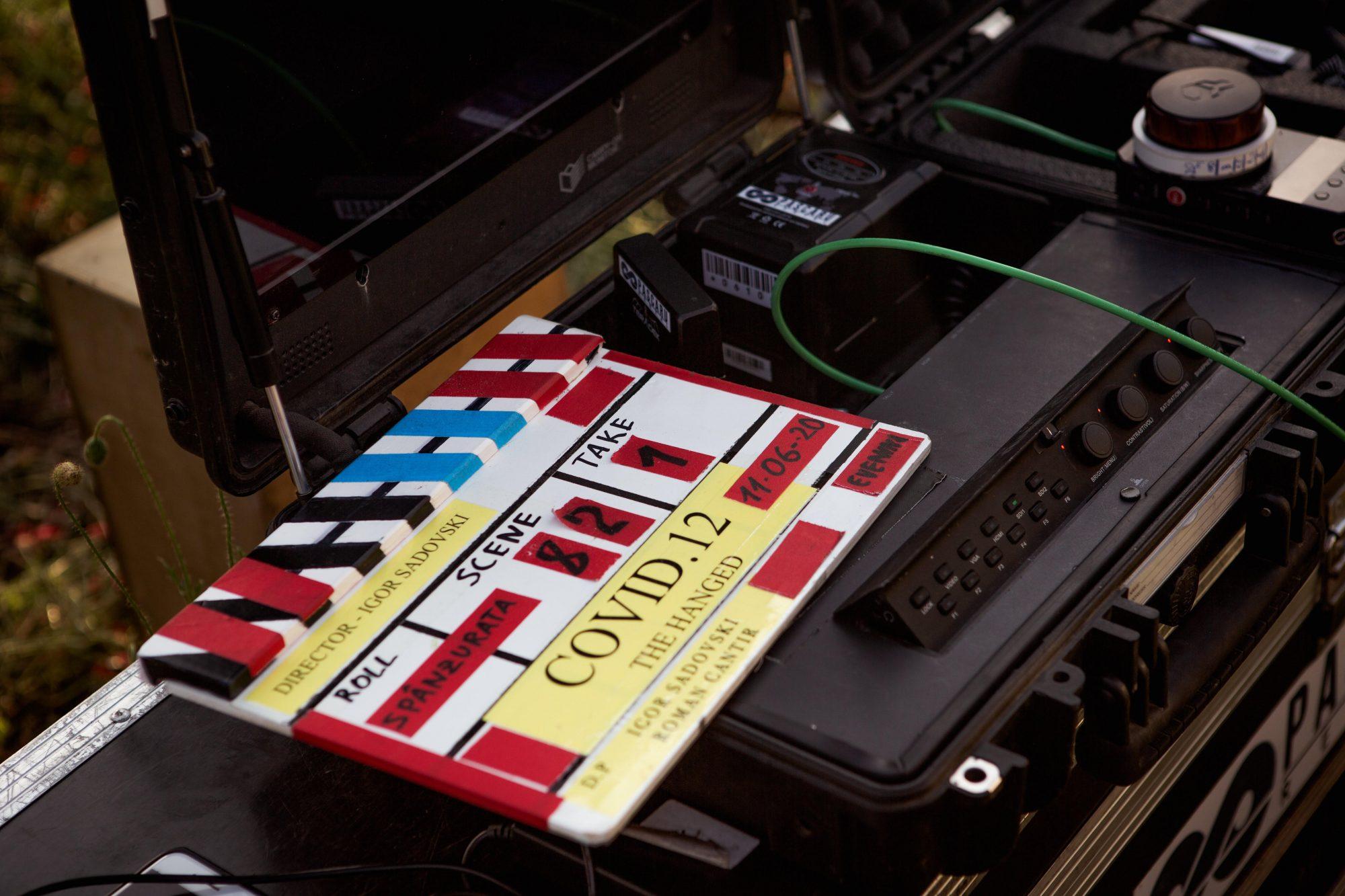 ВМолдове снимут фильм, вдохновленный пандемией коронавируса (ФОТО)