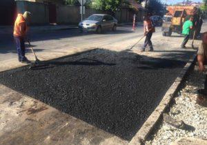 В Кишиневе повторно отремонтировали участок улицы Пеливана. Чебан о том, кто заплатит за «непрофессионализм»