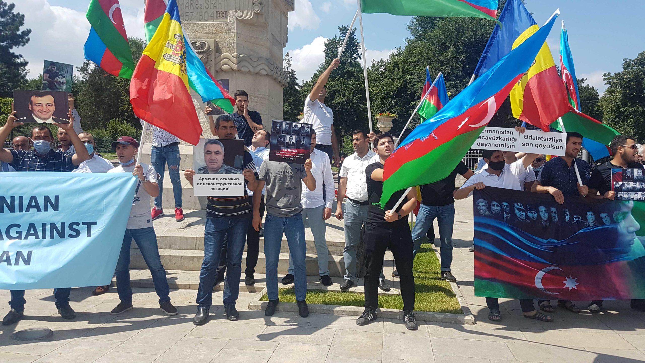 Ambasadorului Azerbaidjanului, învinuiri grave față de un deputat socialist și un consilier al președintelui. Cum răspund aceștia acuzațiilor