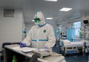 ВМолдове выявили 406 новых случаев заражения коронавирусом