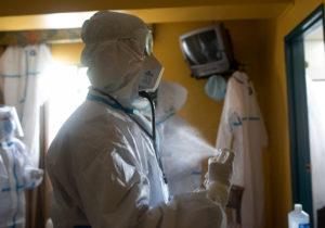 ВМолдове число жертв коронавируса превысило 1,2тыс. Засутки умерли 15человек