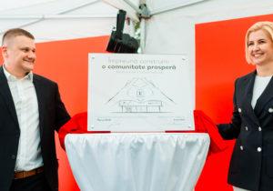 Kaufland объявляет об официальном запуске строительства магазина в Комрате