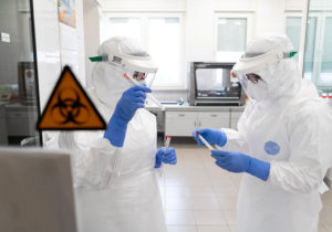 В Молдове зафиксировали 332 новых случая заражения коронавирусом