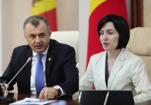 """Mesajul lui Ion Chicu pentru Maia Sandu: """"Politiciano, în țară mor Oameni. Nu electorat, Oameni"""""""