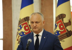 Додон: Около 15 депутатов заявили в Генпрокуратуру о том, что их пытались подкупить