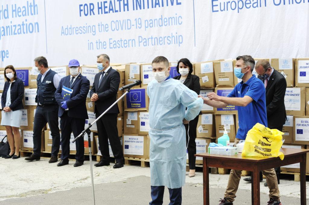 ajutor umanitar din EU