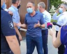 Депутаты от Pro Moldova ипартии «Шор» пытаются «спасти» Гацкана. Они собрались уздания администрации президента (ОБНОВЛЕНО)