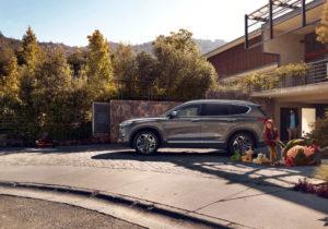 Выгодное предложение– Hyundai Santa Fe