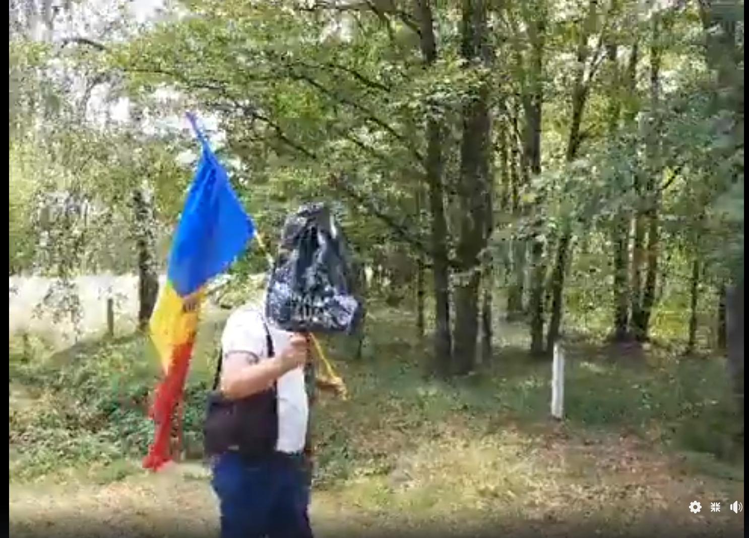 В Кондрице ветераны военного конфликта на Днестре собрались на протест. Онлайн-трансляция
