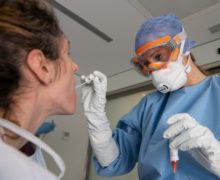ВМолдове новый рекорд заражений коронавирусом— 1727 больных засутки
