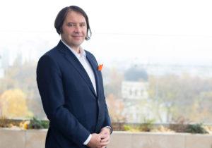 Жюльен Дюкарро, генеральный директор Orange Moldova, назначен главой Orange Poland
