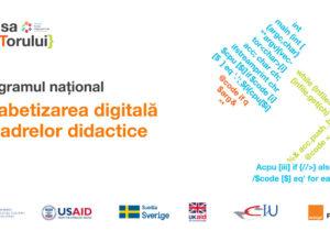 Фонд Orange Moldova помогает развитию цифровой грамотности учителей