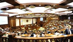 ședința parlamentului