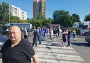 Transnistria a blocat aproape în totalitate ieșirea din regiune. La Râbnița a început un protest spontan (FOTO)