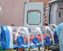 ВМолдове засутки выявили 576 больных коронавирусом