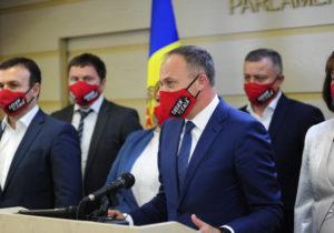 Фракция Pro Moldova потребовала созвать внеочередное заседание парламента. Зачем?