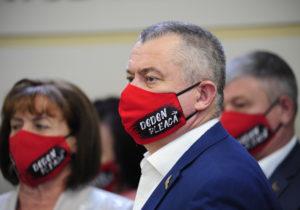 Еще один депутат парламента заразился коронавирусом