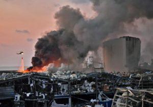 Выросло число жертв взрыва вЛиване. Пострадали более 4тыс. человек