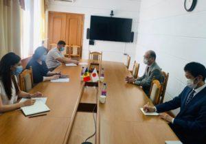 Молдова ведет переговоры сЯпонией ополучении гранта напокупку медицинского оборудования