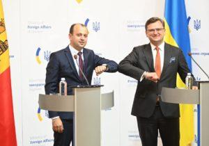 Главы МИД Молдовы и Украины встретились вКиеве. О чем они договорились?