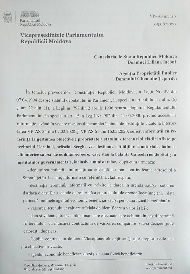 «Ихмогут продать посмешным ценам». Слусарь сообщил осеми молдавских санаториях вСергеевке