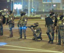 ВБеларуси входе протестов минувшей ночью задержали 2тыс. человек