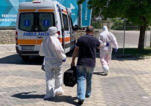 ВМолдове засутки 16человек умерли откоронавируса. Втяжелом состоянии 876 пациентов сCOVID-19