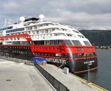 Нанорвежском круизном лайнере зафиксировали вспышку коронавируса