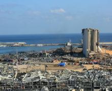 ВБейруте из-за взрыва впорту задержали 16человек