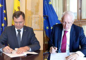 Молдова подписала соглашение сБанком развития Совета Европы ополучении вкредит €70 млн