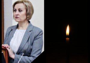 Директор Национального совета поопределению степени инвалидности умерла откоронавируса. Число жертв COVIDв Молдове увеличилось до810