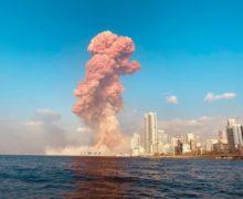 Встолице Ливана прогремел взрыв (ВИДЕО)