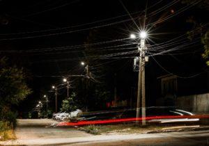 Партия «Шор» завершает самый масштабный проект уличного освещения встране