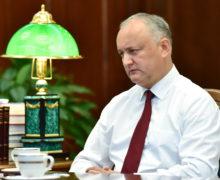 «Повторю еще раз для NewsMaker, которым платят американцы». Додон отом, почему «Молдова вопасности»