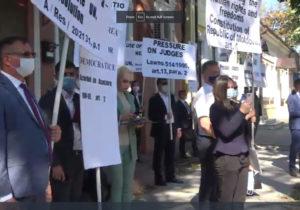 Партия «Шор» потребовала отозвать Михалко с должности посла ЕС. Что произошло (ВИДЕО)
