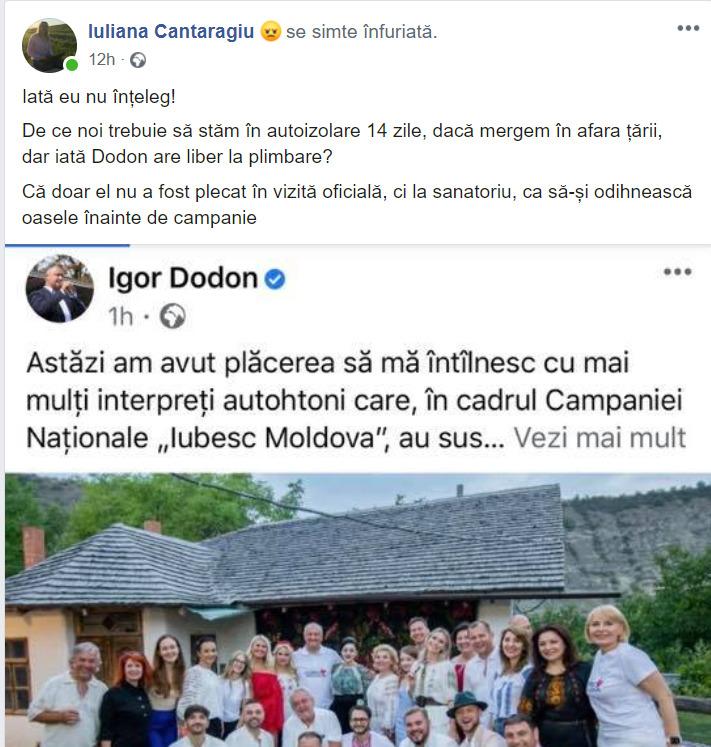 """""""Pentru unii amenzi, dar pentru alții nimic"""". De ce întâlnirea lui Igor Dodon cu artiștii a provocat comentarii aprinse pe rețelele de socializare"""