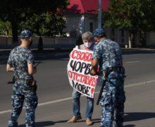 """Pacificatorii ruși pot fi jigniți și de un măturător de stradă. Cum sunt persecutați oamenii în Transnistria pentru """"extremism"""" și """"jignirea președintelui"""""""