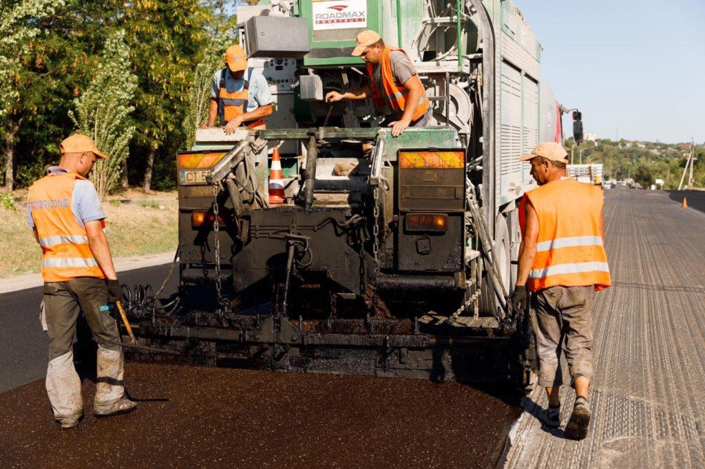Партия «Шор» объявила озавершении еще одного этапа реконструкции дорог вОргееве