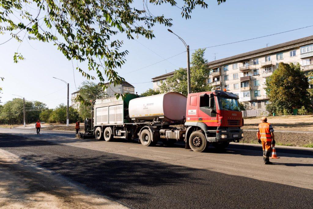 Partidul ȘORaanunțatdespre finalizarea unei noi etape derenovare ainfrastructurii rutiere laOrhei