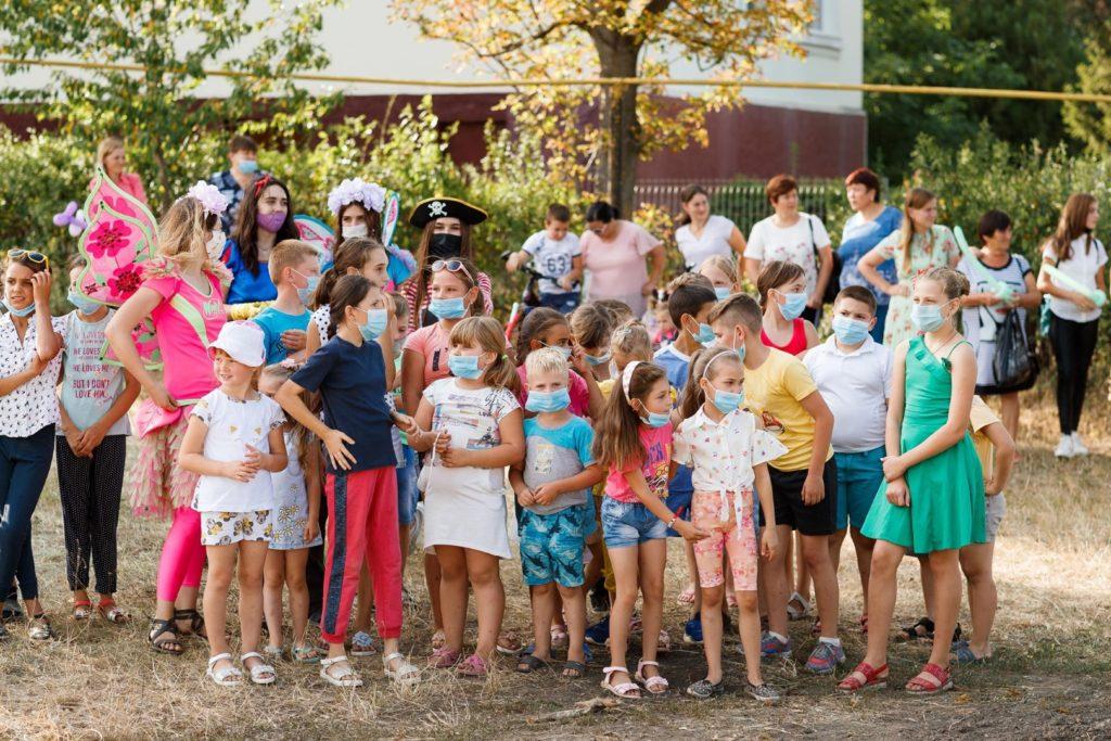 Еще вдвух селах открыли детские площадки попроекту партии «Шор»