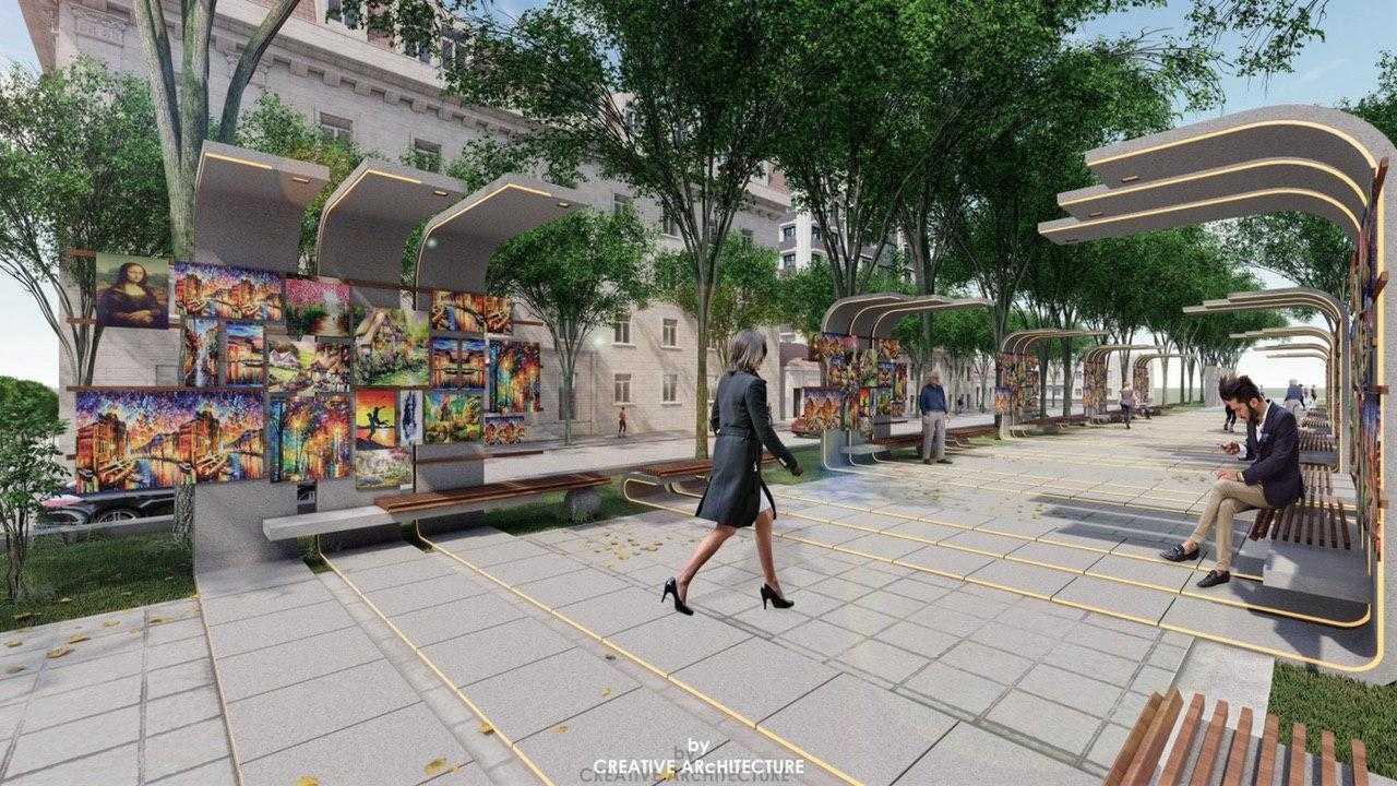 ВКишиневе появится новый «Арбат». Как онбудет выглядеть (ФОТО)