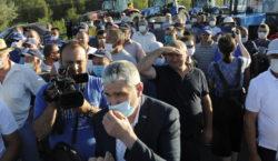 Proteste Agricultorii