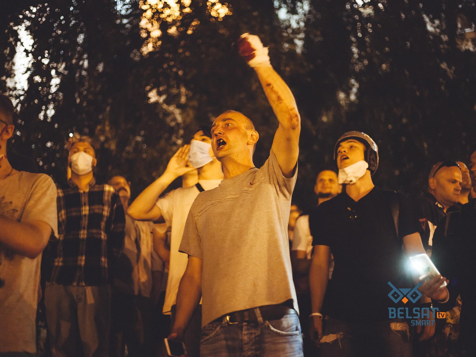 ВБеларуси задержали более 140 протестующих. Против них возбудили уголовные дела (ФОТО)