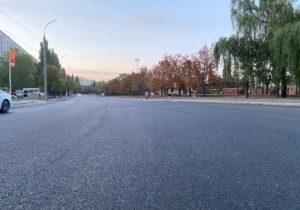 Finalizarea reparațiilor pe str. Albișoara întârzie cu două săptămâni, iar piste pentru bicicliști nu vor fi create