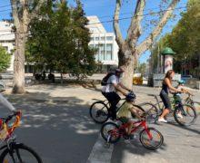Обновленные тротуары ивелосипедные дорожки. Чебан рассказал оперепланировке улицы 31августа