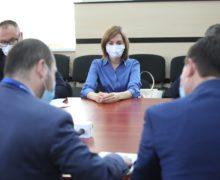 Майя Санду подала вЦИК документы для регистрации кандидатом навыборах президента
