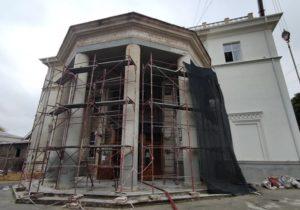 """Guvernul a deschis un cont pentru colectarea de fonduri pentru reparația Filarmonicii Naționale """"Serghei Lunchevici"""""""