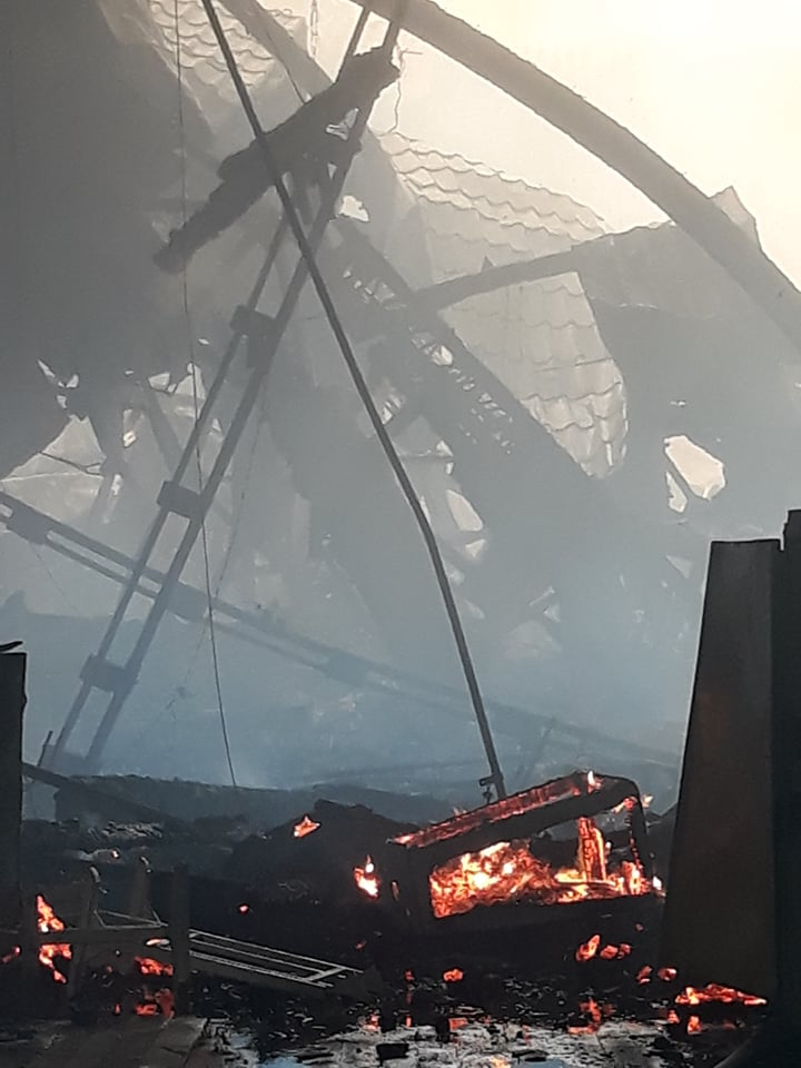 Художественный руководитель Национальной филармонии: «Все сгорело. Унас осталась хотябы надежда начудо»