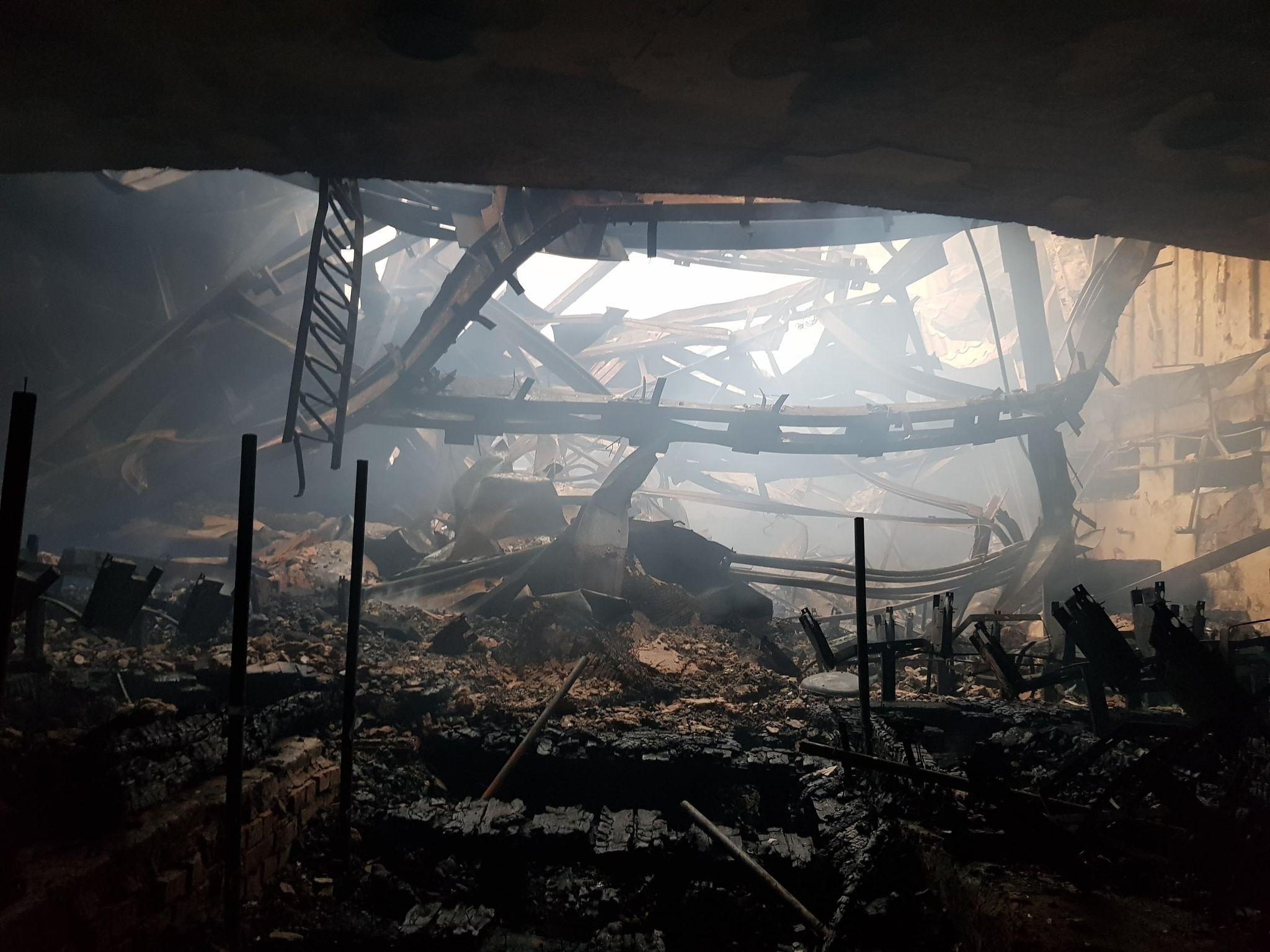 """Directorul artistic al Filarmonicii Naționale: """"A ars tot… Ne-a mai rămas măcar speranța unei minuni"""" (FOTO)"""