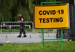 В Молдове за сутки выявили 912 больных коронавирусом